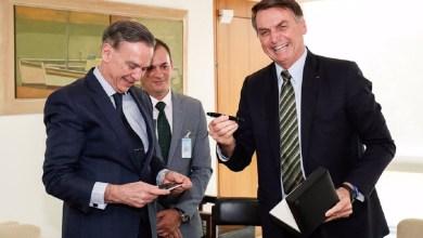 Photo of Pichetto visitó a Bolsonaro y criticó a un ex juez de la Corte Suprema
