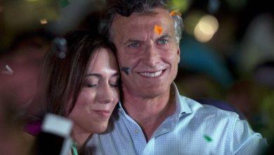 """Photo of El saludo de Vidal a Macri: """"Pasan los años y nosotros seguimos cambiando. Juntos"""""""