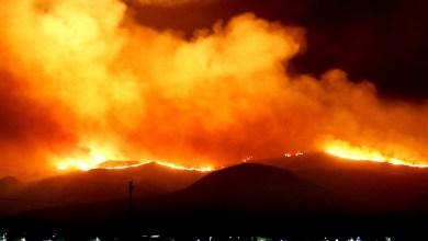 Photo of Más de 26 millones de personas afectadas por el incendio forestal en California