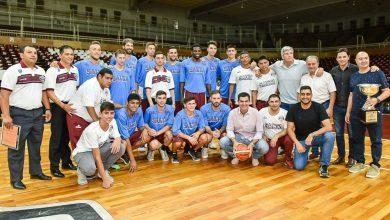 Photo of El Gobernador felicitó a Salta Basket por su desempeño en la Liga Sudamericana
