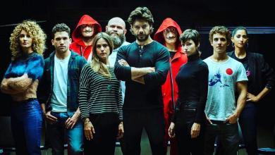 """Photo of """"La casa de papel"""": confirman que habrá una quinta temporada de la exitosa serie"""