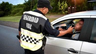 Photo of Un automovilista altamente alcoholizado chocó en la capital