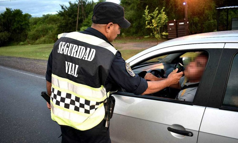 Operativo policial - Fuente: prensapolsal
