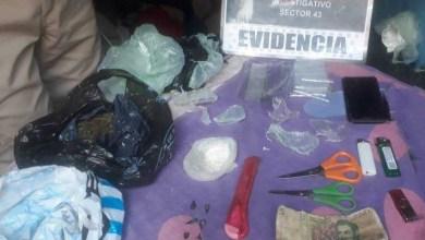 Photo of Decomisaron más de 1.600 dosis de drogas