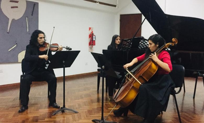 Fotos: Departamento de Música de Cámara de Salta