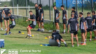Photo of Central Norte volvió a entrenar con la ilusión intacta