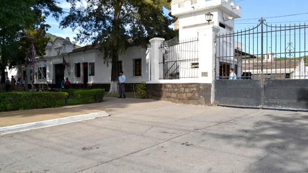 Cárcel de Villa Las Rosas