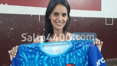 "Photo of Salta Voley: ""Una gran felicidad que sea un grupo con todos integrantes locales"""