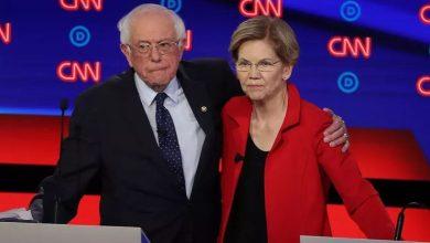 """Photo of """"Me dijo que una mujer no puede ganarle a Donald Trump"""", acusó Elizabeth Warren a Sanders"""
