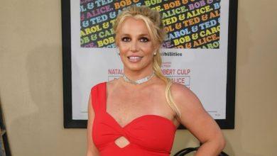 Photo of Britney Spears hace alarde de sus curvas en una nueva foto de Instagram