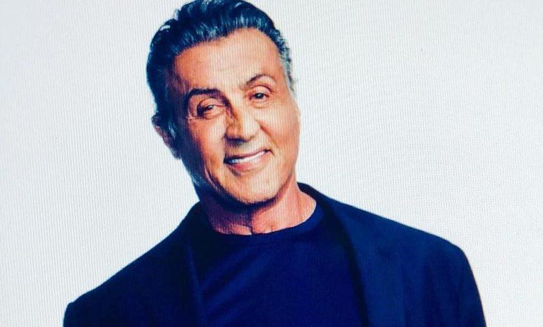 Sylvester Stallone conmociona las redes sociales tas compartir un ...
