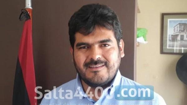Diego Sumbay - Foto: Salta4400.com -Derechos Reservados-