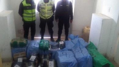 Photo of Secuestraron más de 400 kilos de hojas de coca