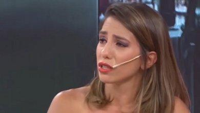 Photo of El feo momento que pasó Cinthia Fernández en una grabación