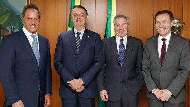 Photo of Tras la polémica, Jair Bolsonaro y Alberto Fernández se reunirán en Uruguay