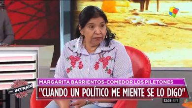 "Photo of ""Macri me defraudó en muchos sentidos"", criticó Margarita Barrientos"
