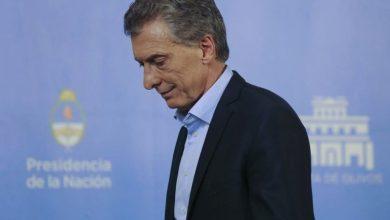 Photo of Mauricio Macri: la brutal caída de la actividad económica durante su mandato