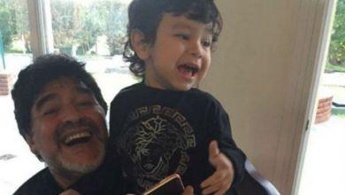 Photo of ¿Se ven? Verónica Ojeda contó qué relación posee su hijo con Diego Maradona