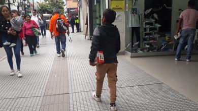 Photo of LOS ROSTROS DE LA POBREZA: preocupa la cantidad de chicos que deambulan por las calles del centro