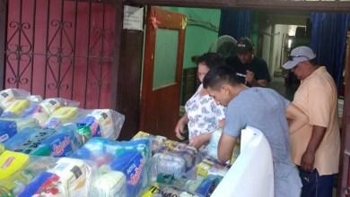 Photo of Entregaron bolsones alimentarios en la casa de una funcionaria de Pichanal