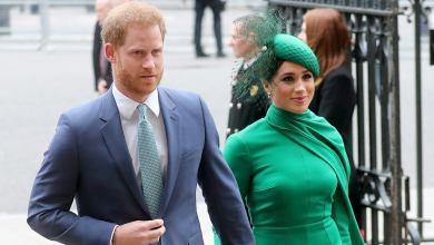 Photo of El príncipe Harry y Meghan Markle dan un mensaje de aliento en medio de la pandemia