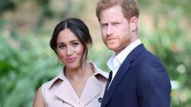 Photo of ¿Meghan Markle prohibió al príncipe Harry viajar al Reino Unido para ver a su padre?