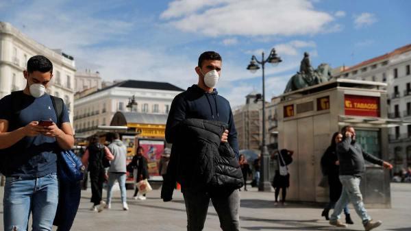 España sigue sumando casos de coronavirus.