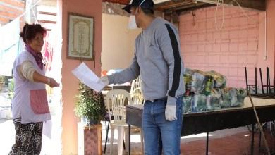 Photo of Repartieron 70 módulos alimentarios de emergencia para adultos mayores de Salta