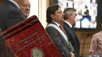Photo of Sáenz presentó el proyecto para reformar la Consitución Provincial ¿es el momento?