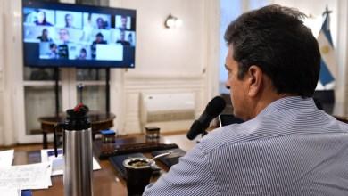 Photo of Sergio Massa se reúne con los jefes de los bloques: ¿Cómo sesionará Diputados?