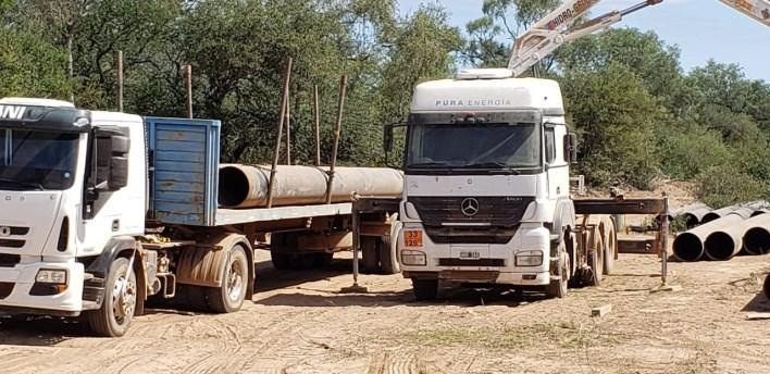 Gasoducto NEA