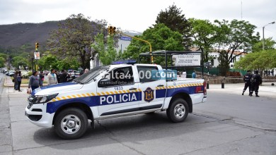 Photo of Arrestaron a los líderes de una banda de delincuentes que azotaba la capital