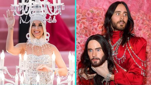 Kate Perry y Jared Leto