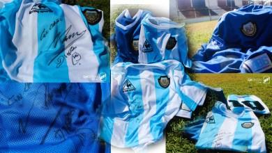Photo of Juventud Antoniana fijo la fecha del sorteo de una camiseta de Diego Maradona