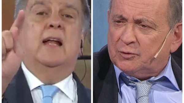 Luis Ventura y Chiche Gelblung