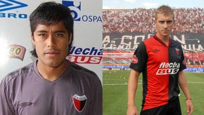 Maximiliano Caire y Ricardo Ricky Gómez