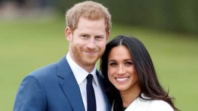 Photo of Así fue cómo Meghan Markle y el príncipe Harry celebraron su segundo aniversario