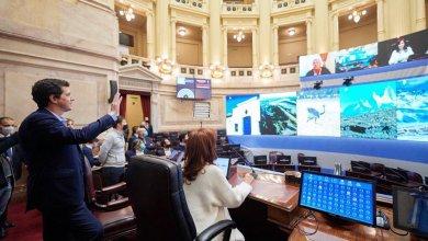 Photo of Cristina Fernández de Kirchner y un pedido particular de los senadores del bloque