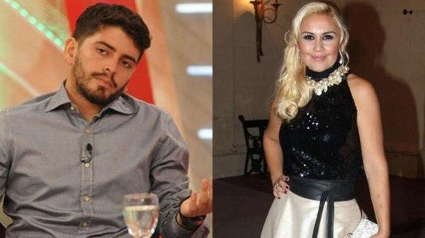 Verónica Ojeda y Diego JR