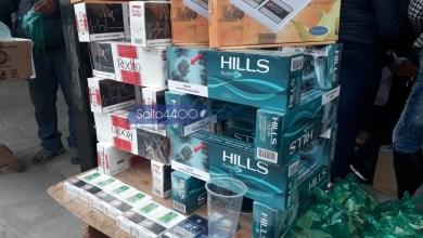 Photo of Buscan eliminar el circuito de venta ilegal de cigarrillos en Salta