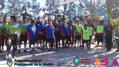 Photo of Coronavirus: clubes salteños contarán con ayuda económica del gobierno nacional