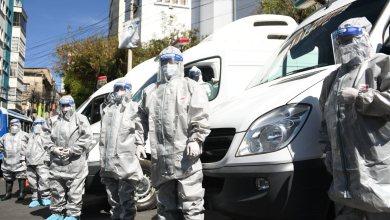 Photo of Se duplicaron los contagios y muertes por coronavirus en Bolivia