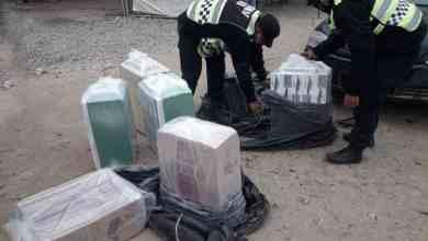 Photo of Confiscaron un cargamento ilegal de cigarrillos en Orán