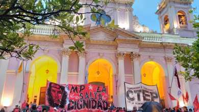Photo of Elevarán a juicio la causa de los militantes de MP La Dignidad