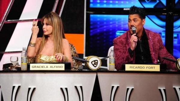 Graciela Alfano Ricardo Fort