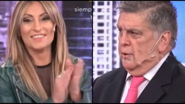 Marcela Tauro y Luis Ventura