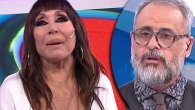 Photo of ¡Sigue dándole con todo! Moria Casán destrozó nuevamente a Jorge Rial