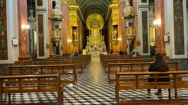 iglesias de Salta