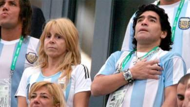 Photo of Después del polémico audio de Diego Maradona, Claudia Villafañe ya tiene la respuesta pensada