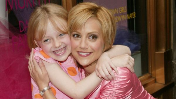 Dakota Fanning Brittany Murphy